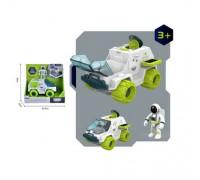 Набор с фигурками Луноход с космонавтом 80101