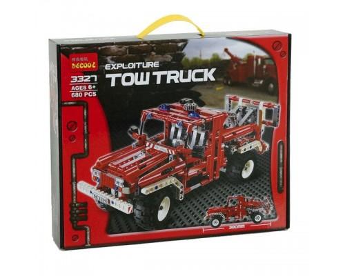 Конструктор Decool 3327 Tow Truck Эвакуатор