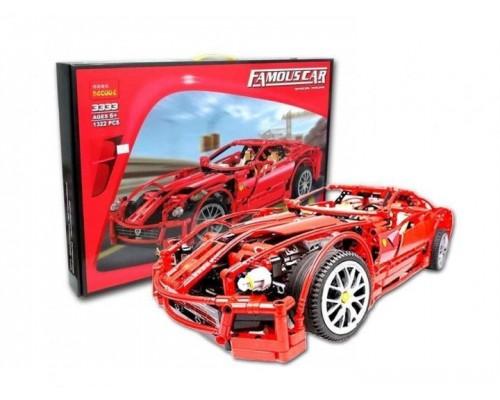 Конструктор Decool 3333 Ferrari 599 GTB Fiorano