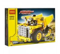 Конструктор Decool 3363 Cамосвал Карьерный грузовик