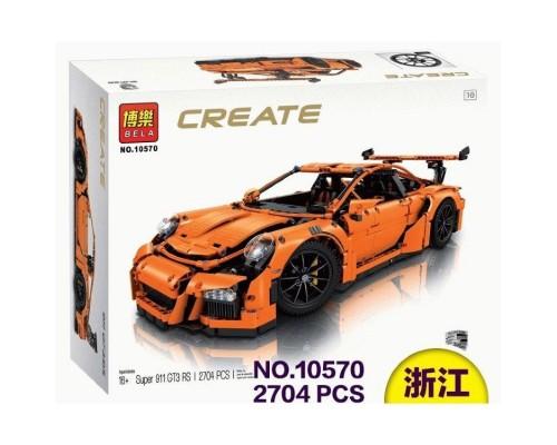 Конструктор Bela 10570 Porsche 911 GT3 RS