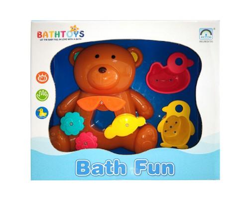 Детский набор для игры в воде Медвежонок 8860A