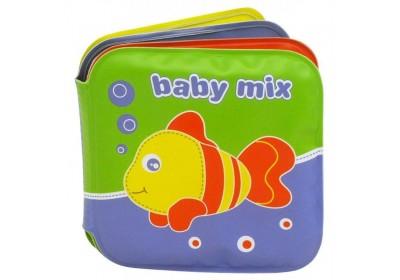 Книжечка-пищалка для купания Baby Mix GS-161FD