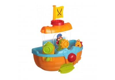 Игровой набор для купания Корабль 8806