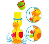 Набор для игры в ванной (утка. мельница, удочка) 9602