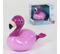 Игрушка водоплавающая для купания Фламинго SL 87039
