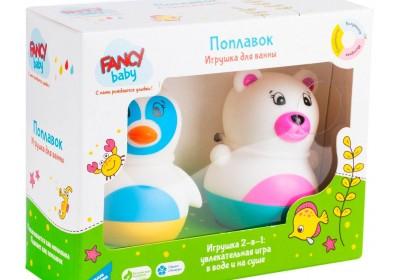 Игрушка для ванной Fancy Поплавок NEV03