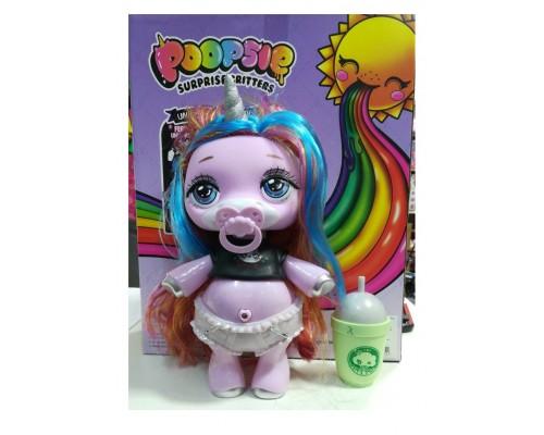 Кукла Poopsie Surprise Unicorn 27 см музыкальная YT7230 4 вида