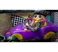 Кукла LOL с машиной кабриолет DS-011A