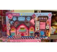 Игровой набор домик ЛОЛ 47601