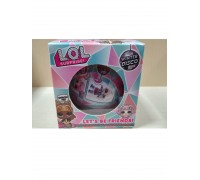 ЛОЛ L.O.L. SURPRISE серии Winter Disco Блестящий Шар 72888