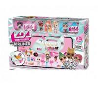 Игровой набор самолёт для кукол LOL ЛОЛ 5632