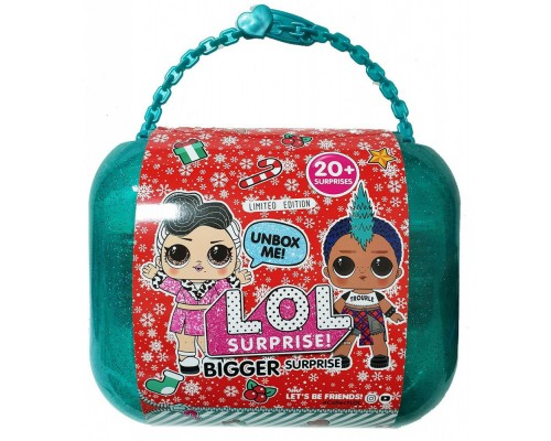 LOL Mega Surprise ЛОЛ в чемодане 56601