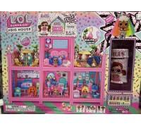 ЛОЛ LOL Домик для кукол 8341