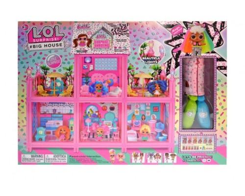ЛОЛ LOL Домик для кукол 8342