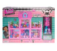 ЛОЛ LOL Домик для кукол 8369