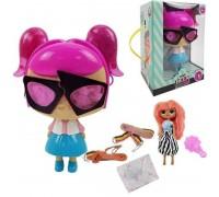 Игровой набор сумка ЛОЛ Bela Dolls Surprise BL1156