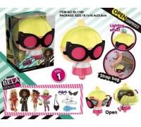 Игровой набор сумка ЛОЛ Bela Dolls Surprise BL1160