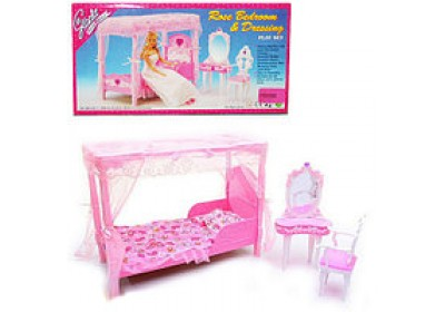 Мебель для куклы Спальня Gloria 2614