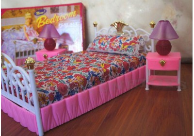 Мебель для куклы Спальня Gloria 99001