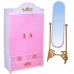 Мебель для куклы Гардероб Gloria 2313