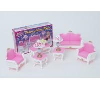 Мебель для куклы Гостиная Gloria 2317