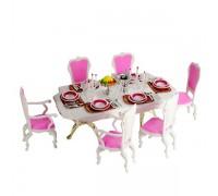 Мебель для куклы Столовая Gloria 2312
