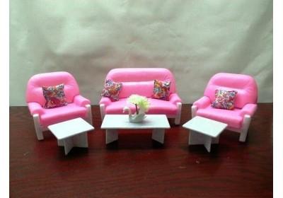 Мебель для куклы Гостиная Gloria 94014