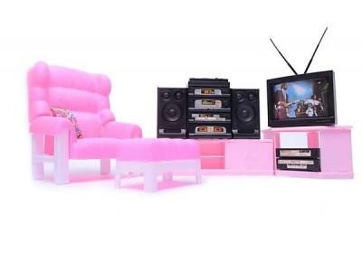Мебель для куклы Гостиная Gloria 9510
