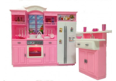Мебель для куклы Кухня Gloria 24016