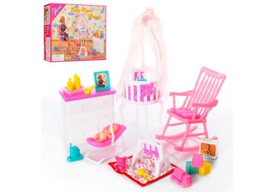 Мебель для куклы Детская Gloria 9929