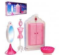 Мебель для куклы Гардероб Gloria 1209