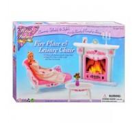 Мебель для куклы Гостинная Gloria 2618