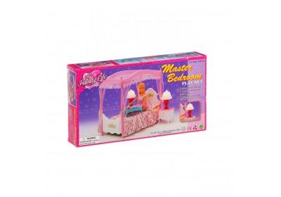 Мебель для куклы Спальня Gloria 2314