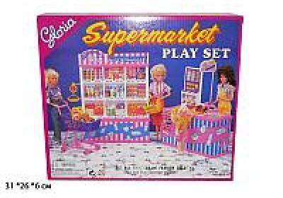 Мебель для куклы Супермаркет Gloria 96011