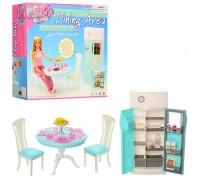 Мебель для куклы Кухня 2812