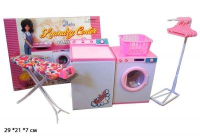 Мебель для куклы Прачечная Gloria 96001