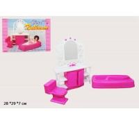 Мебель для куклы Ванная Gloria 94013