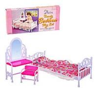 Мебель для куклы Спальня Gloria 9314