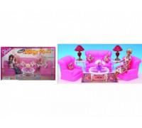 Мебель для куклы Гостиная Gloria 9704
