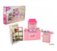 Мебель для куклы Кухня 9986