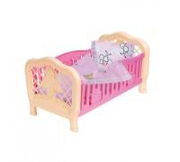 Кровать для кукол Технок 4494 2 цвета