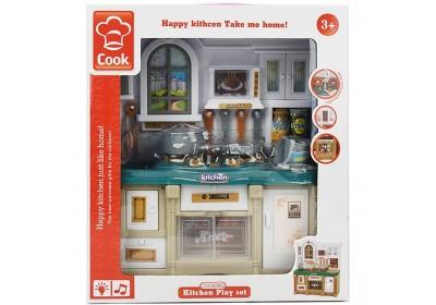 Мебель для куклы Кухня 3022