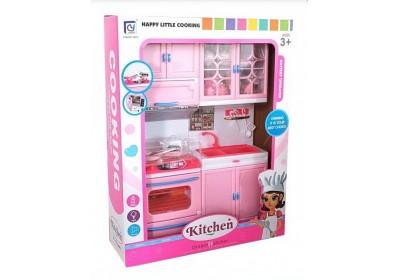Мебель для куклы Кухня 818-134-136