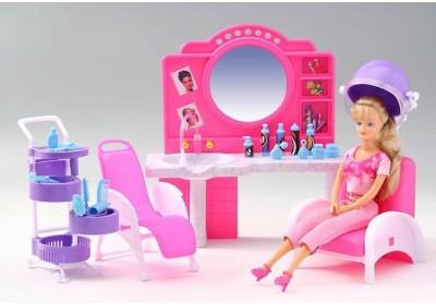 Мебель для куклы Парикмахерская  Gloria 96009