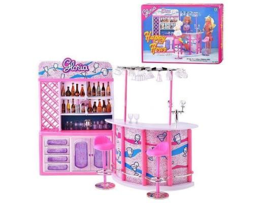 Мебель для куклы Барная стойка Gloria 98006