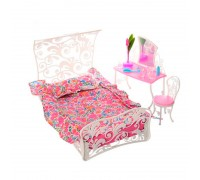 Мебель для куклы Спальня Gloria 2814