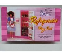 Мебель для куклы Холодильник Gloria 94017