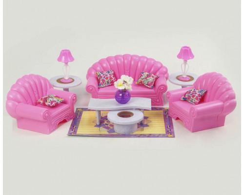 Мебель для куклы Гостинная Gloria 22004