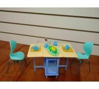 Мебель для куклы Столовая Gloria 21011
